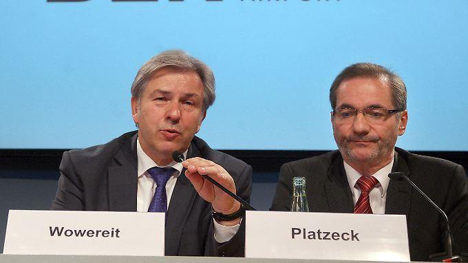Für Klaus Wowereit und Matthias Platzeck ist der Flughafen zum Albtraum geworden.