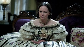 Ratgeberin, Freundin, Mutter, Bremse: Sally Field als Mary Lincoln.