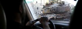 Planung für Sturz Assads: Opposition will Chaos vermeiden