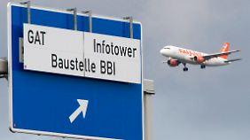 Andauernde Peinlichkeit: BER-Debakel nimmt kein Ende