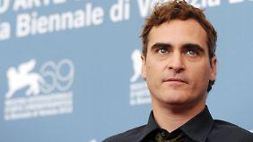 Als bester Hauptdarsteller für einen Oscar nominiert: Joaquin Phoenix.