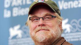 Als bester Nebendarsteller für den Oscar nominiert: Philip Seymour-Hoffman.