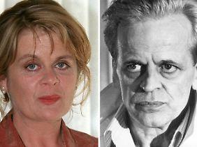 Pola, die älteste Tochter des Schauspielers Klaus Kinski.