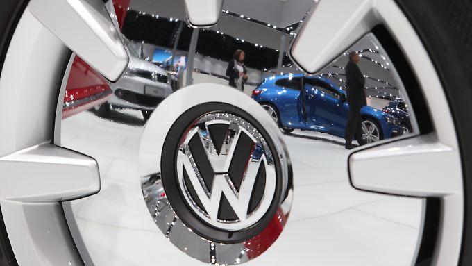 Rekordzahlen für VW