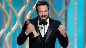 """Ben Afflecks Politthriller """"Argo"""" gewinnt den Hauptpreis."""