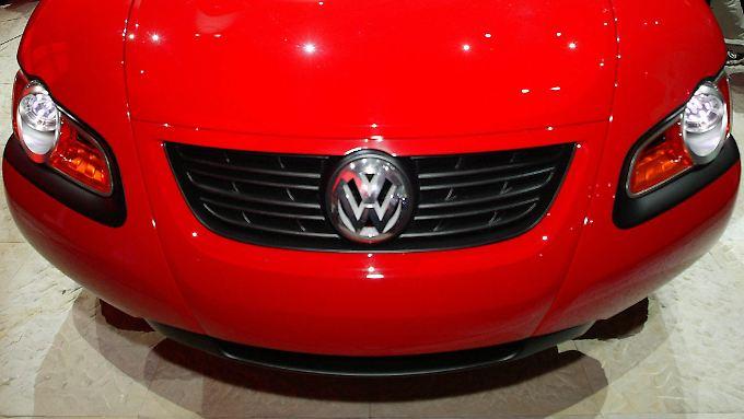 VW Concept T feiert einst auf der Detroiter NAIAS seine Premier.