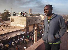 Unruhige Zeiten: Die Einwohner Malis hoffen auf stabile Verhältnisse.
