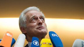 Gabriel greift an: Was wusste Ramsauer über BER-Pannen?