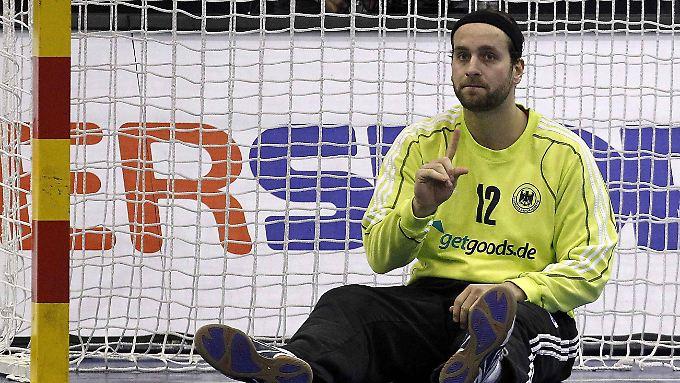 Zweiter Sieg im dritten Spiel, doch die Abwehr um Torhüter Heinevetter wirkte gegen Argentinien erneut unsicher.