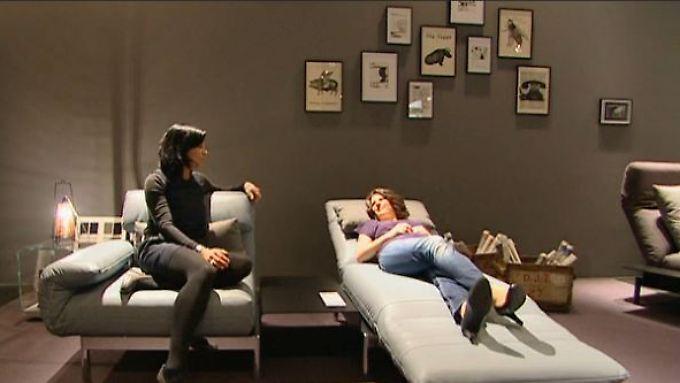 n-tv Ratgeber: Trends auf der Möbelmesse in Köln