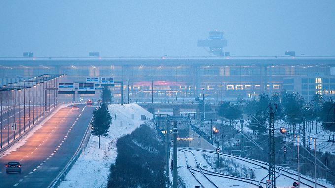 Wann der Flughafen eröffnet wird, weiß niemand.
