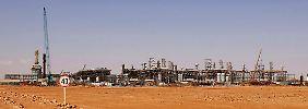 Angriff auf BP-Gasfeld: Islamisten nehmen 41 Geiseln