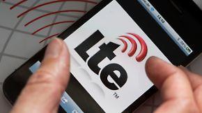 Mobilfunkstandard der vierten Generation: Immer mehr Mobilgeräte LTE-fähig