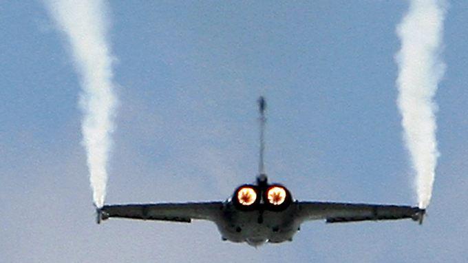 Französische Rafale-Jets bald in indischer Armee