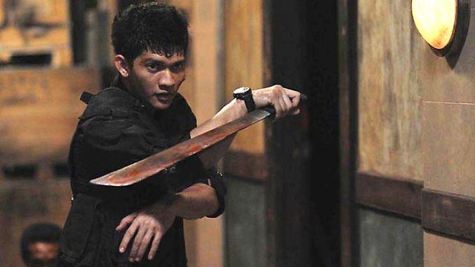 """Rama (Iko Uwais) ist der gerechte Held in dem rasanten Kampf-Spektakel von """"The Raid""""."""