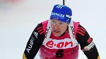 Fehlerfrei und knapp vorbei: Andreas Birnbacher.