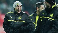 """Die Bundesliga in Wort und Witz: """"Wir haben genügend Spieler, die Eier haben"""""""