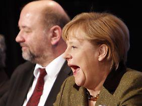 Merkel will die schwarz-gelbe Bundesregierung im Herbst möglich fortsetzen.
