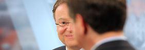 Patt in Niedersachsen möglich: Bislang nur ein Sieger: Rösler