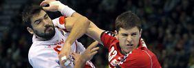 Handballer vor schwerer Aufgabe: Spanien fordert Deutschland