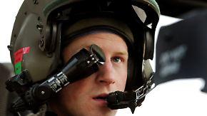 Prinz am Hindukusch: Harry tötete Talibankämpfer