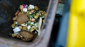 Jährlich landen 1,3 Milliarden Tonnen Lebensmittel im Müll.