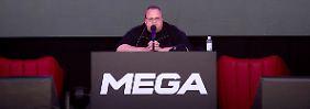 """Es lebe Neuseeland!"": Dotcoms ""Mega"" kämpft mit Ansturm"