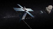 """Träumerei oder realistischer Plan?: Ein Asteroid wird """"geerntet"""""""