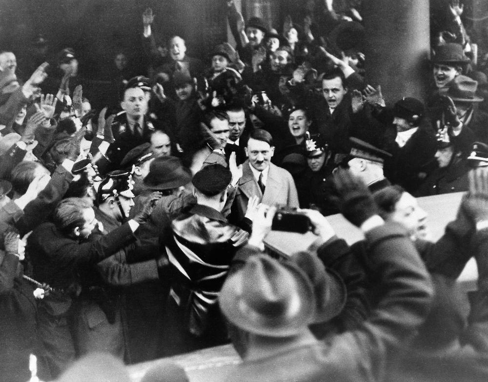 Hitler poder - Segunda guerra mundial - Berlim