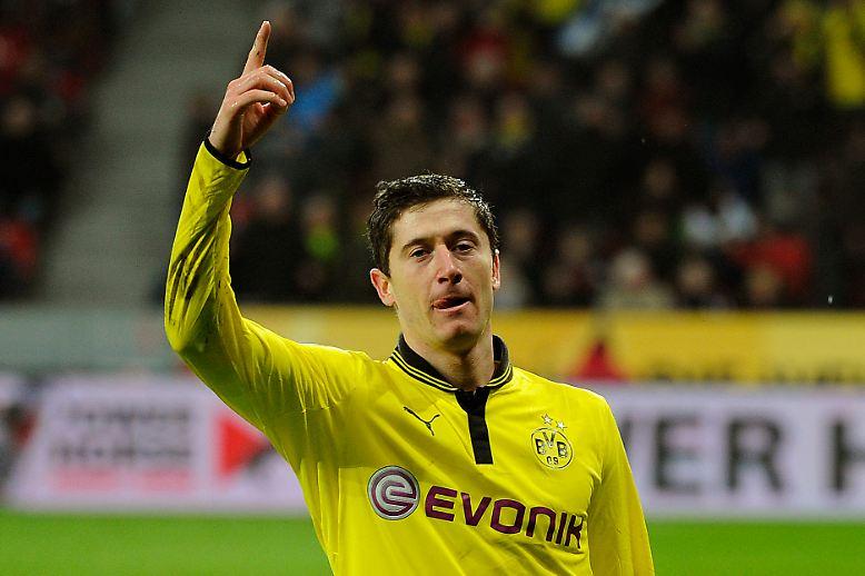 Die Personalie Robert Lewandowski erhitzte unter der Woche die Gemüter in der Bundesliga.