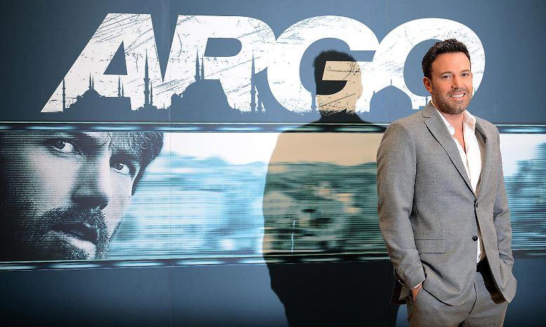 """Denn nach einer bewegten Karriere ist das Multitalent mit dem Thriller """"Argo"""" nun auf dem Höhenflug."""