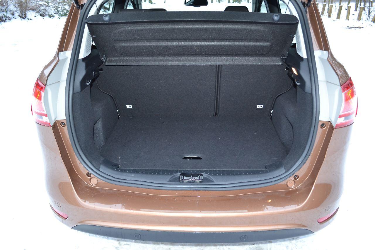 Ford B-Max mit 1-Liter-Ecoboost im Praxistest - n-tv.de
