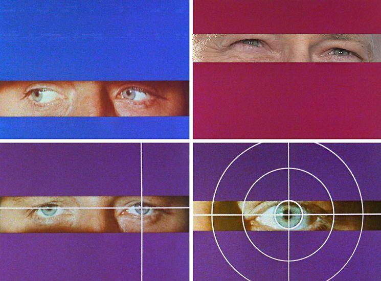 """Nun gut, als Augen-Model für den """"Tatort"""" hätte Til Schweiger nicht wirklich getaugt. Dazu ..."""