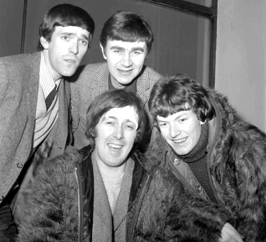 Spencer Davis Group When I Come Home Trampoline