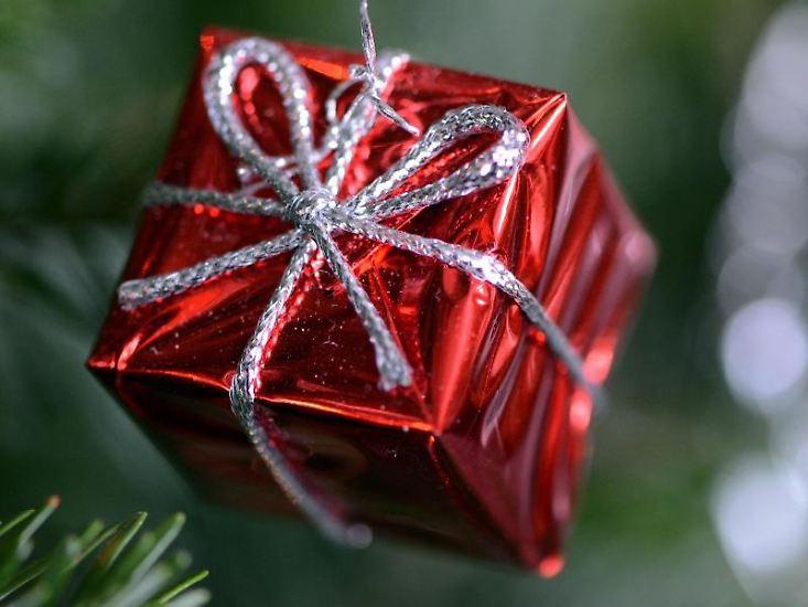 Das Top-Weihnachtsgeschenk. Wer möchte es nicht gerne verschenken?