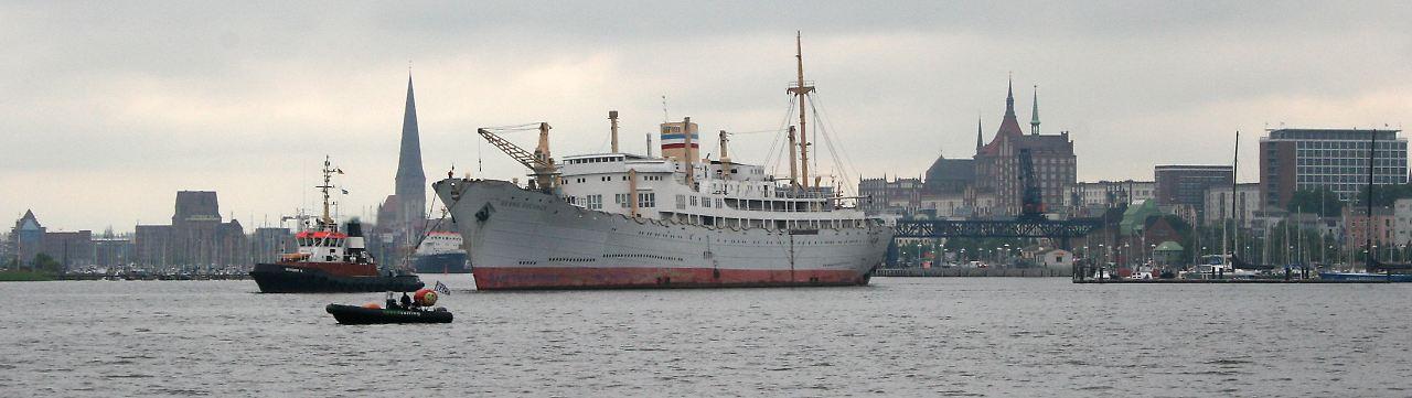 Hotelschiff Rostock