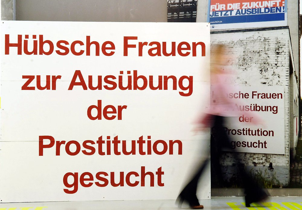 prostituierte in deutschland normale stellung