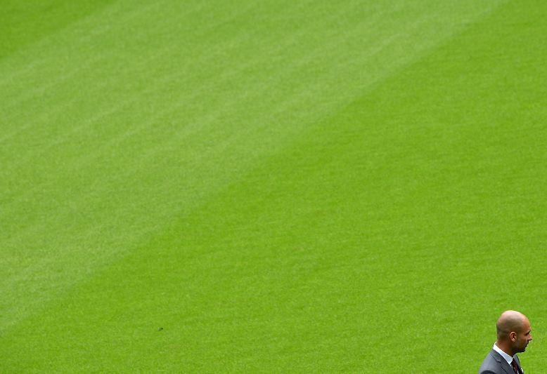 In der 50-jährigen Bundesliga-Geschichte feierten sechs ausländische Trainer insgesamt zehn Deutsche Meisterschaften. Mit Pep Guardiola betritt erstmals ein Spanier die deutsche Trainerbühne. Sein Auftrag: Meister werden wie diese Vorgänger hier: