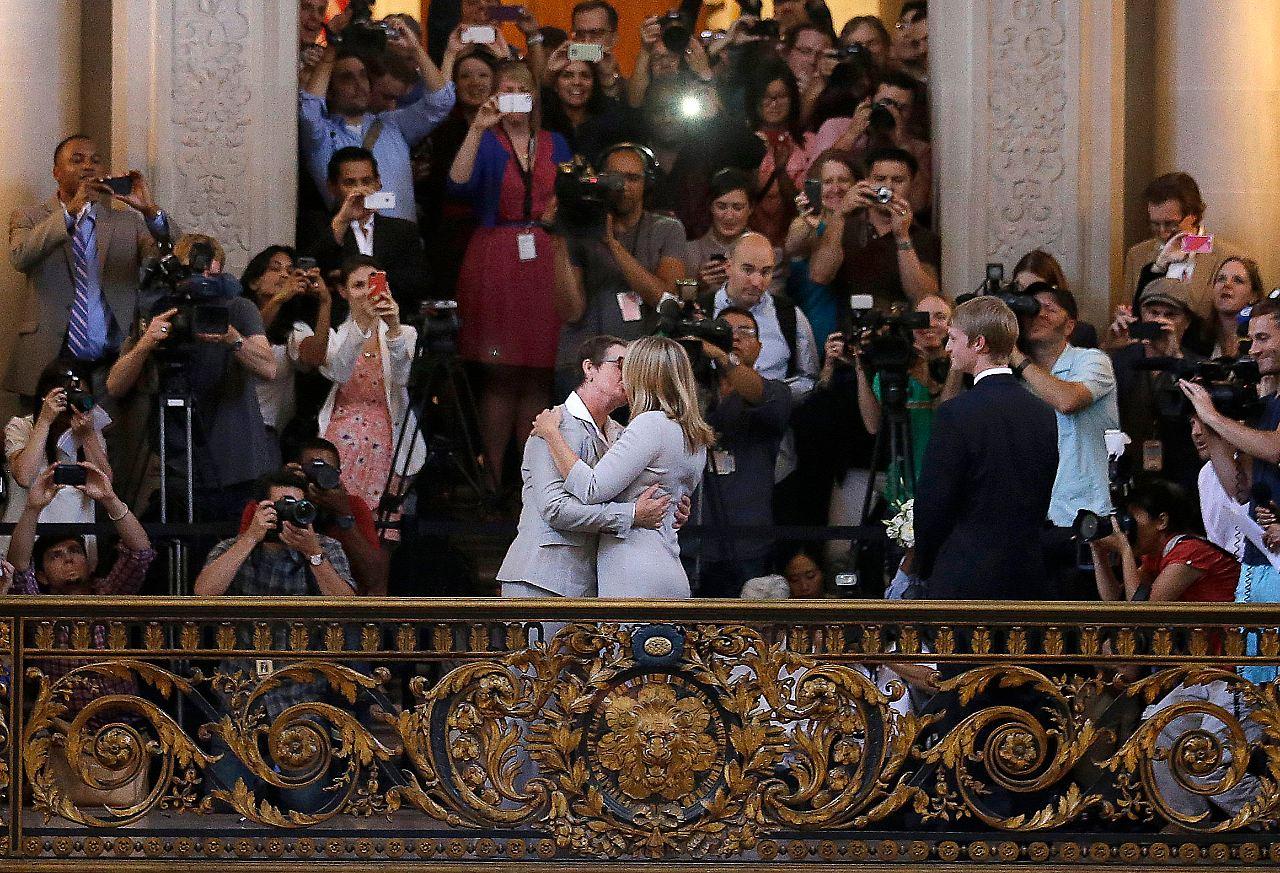 Erste schwule Person in Kalifornien Gesetzgebung