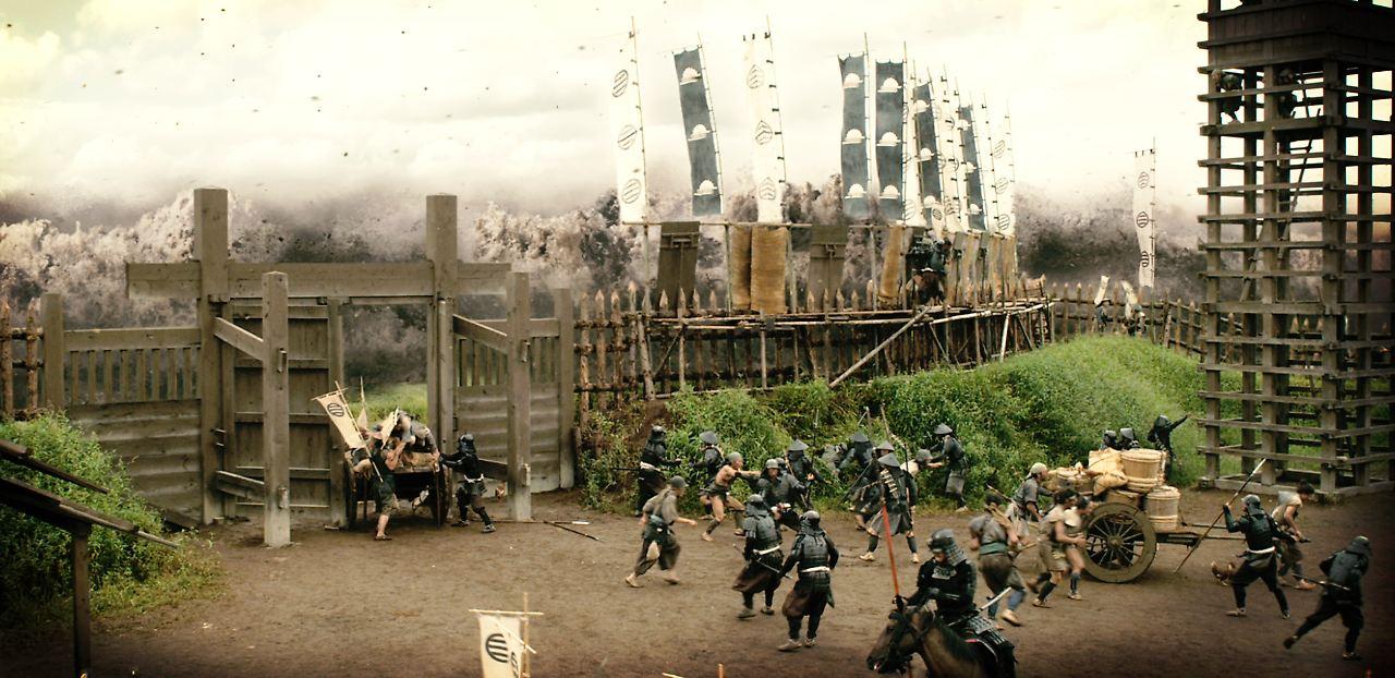 The Floating Castle (2012) | Film sejarah yang renyah