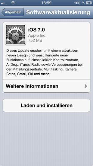 iOS 7 ist vermutlich das wichtigste Update für Apples mobile Geräte seit 2007 das erste iPhone auf den Markt kam.