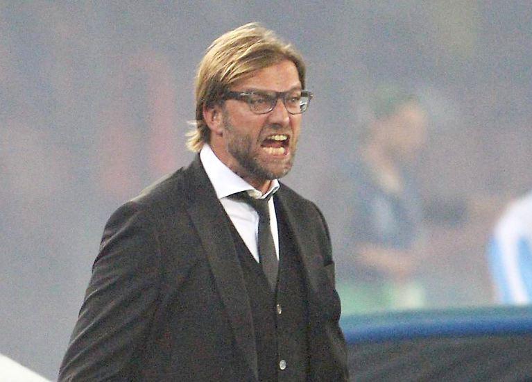 Der Ausbruch in Neapel ist nicht der erste Ausraster von BVB-Coach Jürgen Klopp.
