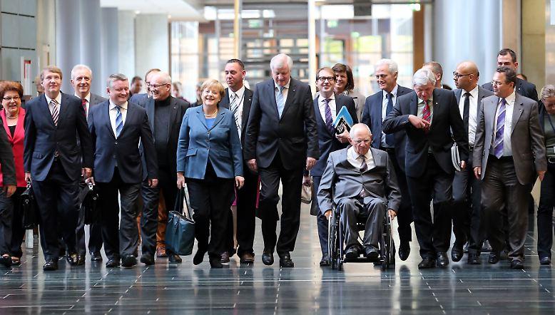 Union und SPD haben in den Koalitionsverhandlungen die Eckpunkte für eine Große Koalition festgezurrt.
