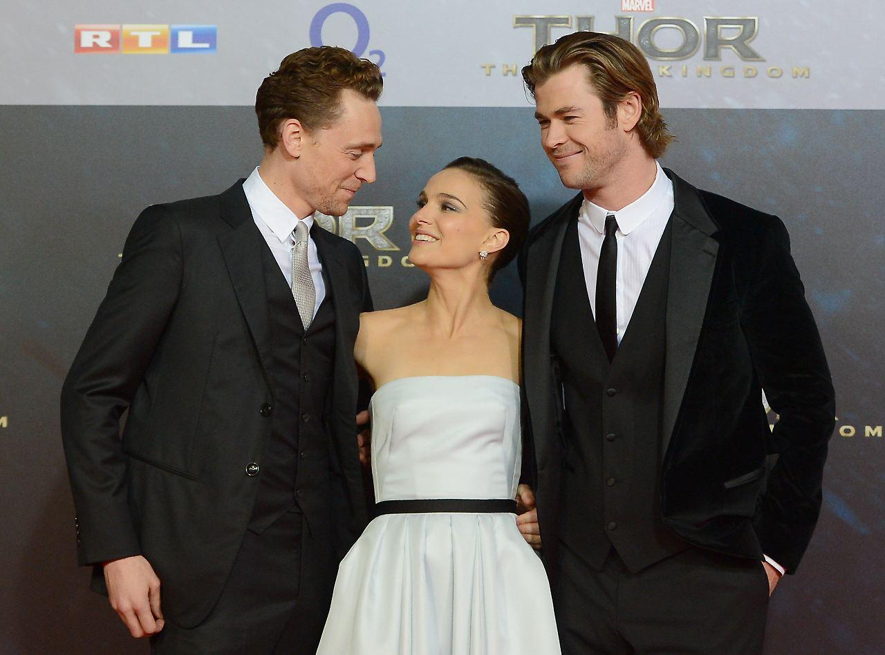 Tom Hiddleston Freundin