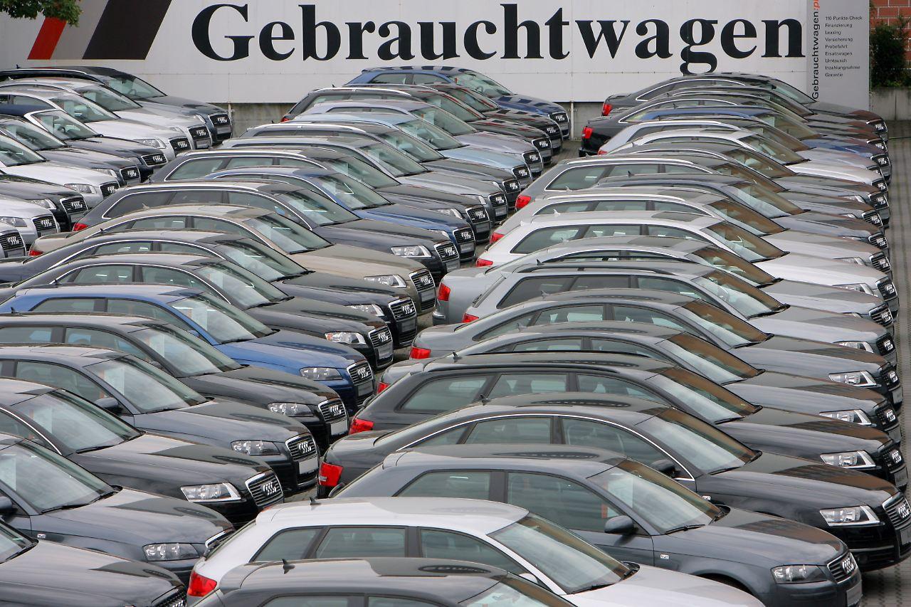 neue fabrikate bei deutschen weniger begehrt gebrauchtwagen sind die renner n. Black Bedroom Furniture Sets. Home Design Ideas