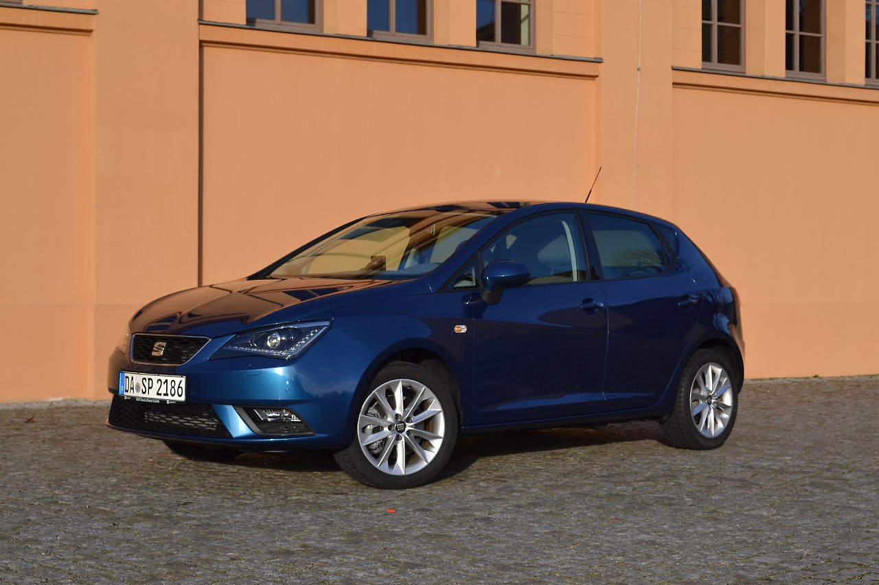 test seat ibiza style 1 6 tdi hat mehr zu bieten als man denkt n. Black Bedroom Furniture Sets. Home Design Ideas