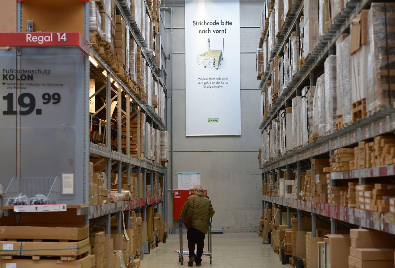 ikea steigert umsatz und gewinn chinesen von schweden design begeistert n. Black Bedroom Furniture Sets. Home Design Ideas