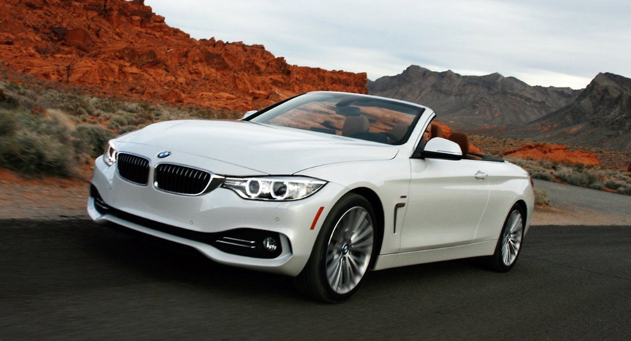 bmw 4er cabrio eher gleiter als kurvenbei er n. Black Bedroom Furniture Sets. Home Design Ideas