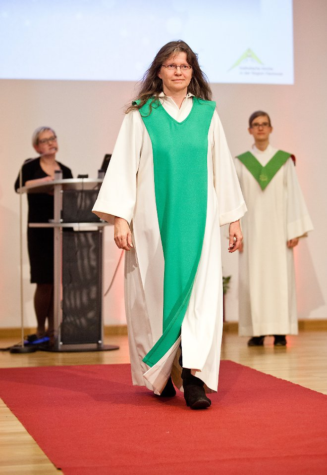 Modelo de microfeminismo eclesial