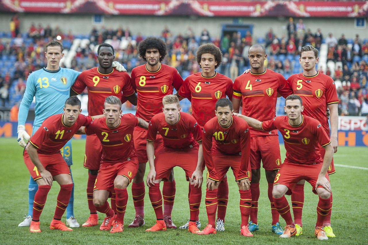 Kader Belgien